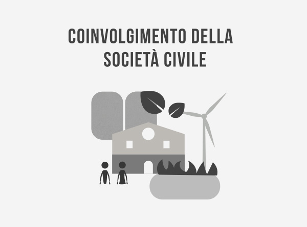 Coinvolgimento della società civile