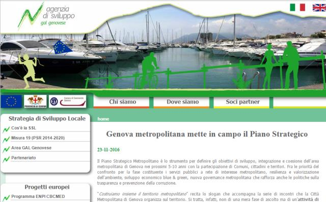 Genova metropolitana mette in campo il Piano Strategico