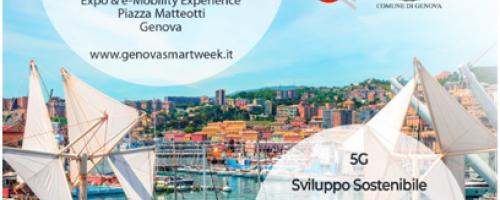 Smart week - Rischi per la città. Tecnologie per prevenzione, gestione e recupero