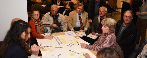 Piano strategico metropolitano, a calvari la voce delle valli del levante (video di tabloid)