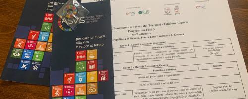 Conclusa la 1° edizione della Scuola ASviS sul benessere e il futuro dei territori