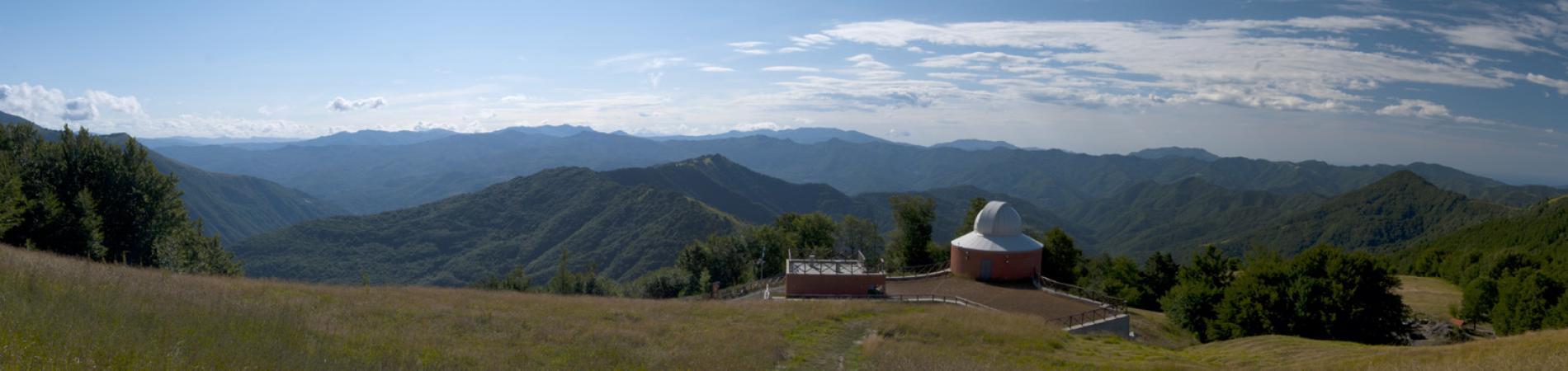 Zona Omogenea - Trebbia e alta val Bisagno - Banner