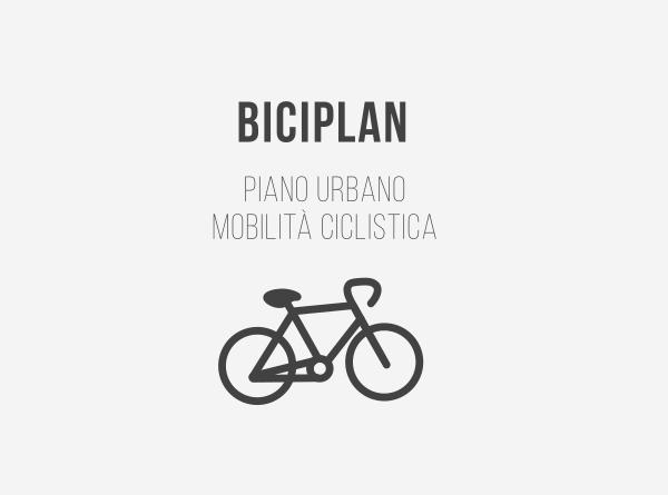 Piano Urbanistico Mobilità Ciclistica
