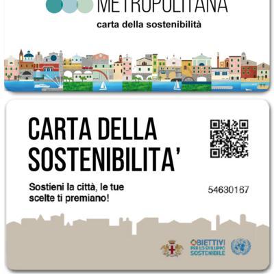 Carta della sostenibilità
