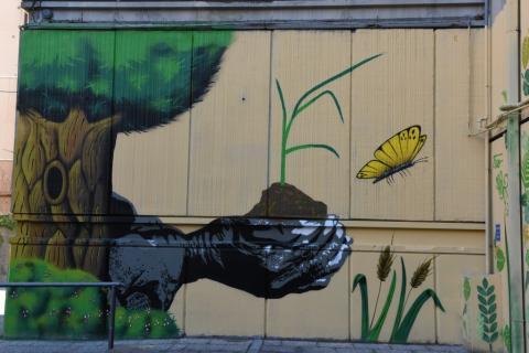 Murales ist Mazzini foto 3