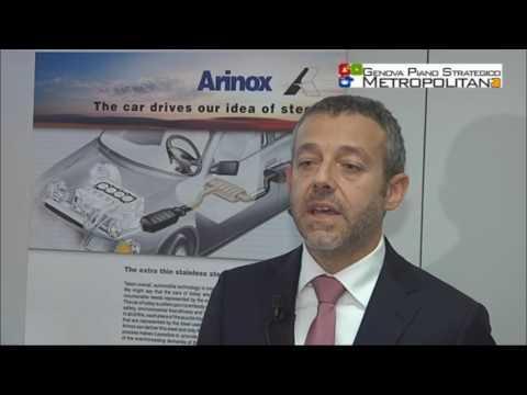 Massimiliano Sacco - Presidente Gruppo Territoriale Tigullio di Confindustria
