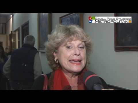 Marisa Bacigalupo - Presidente Agenzia di Sviluppo GAL Genovese