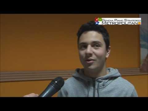 Federico Minaglia - Studente Istituto superiore Primo Levi