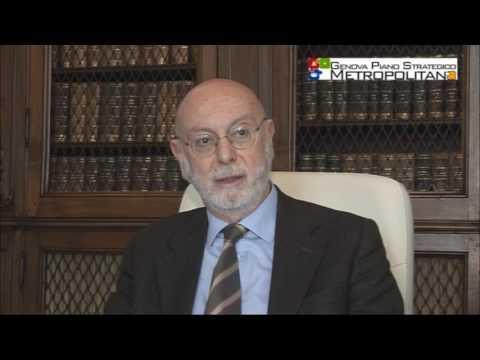 Paolo Comanducci - Rettore Università di Genova