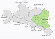 Zona Omogenea - Valli del levante